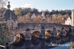 Bardford on Avon bridge