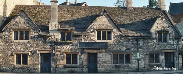 Bradford on Avon buildings